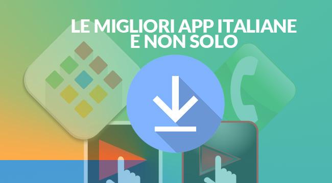 migliori app italiane
