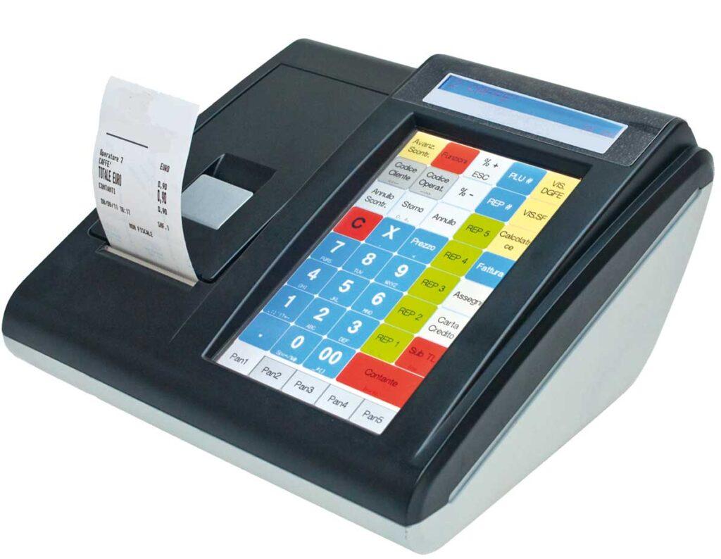 registratore cassa