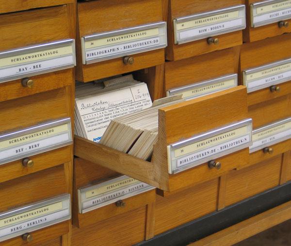 registro archivi