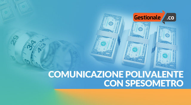 comunicazione polivalente con spesometro