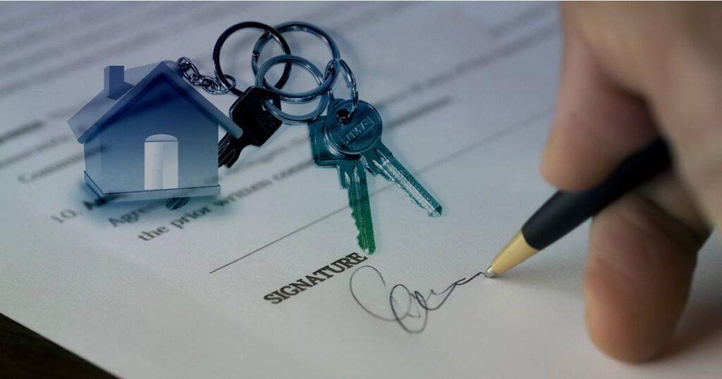 firma contratto di vendita con opzione di riscatto