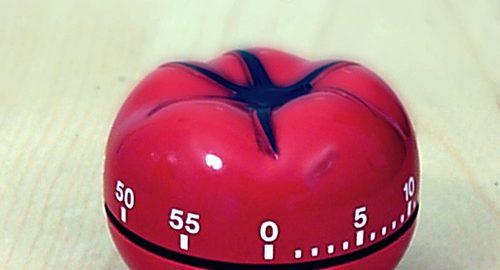 pomodoro gestione del tempo