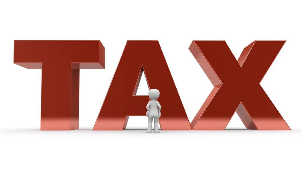 scritta tax