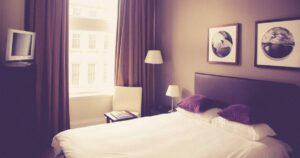 stanza d'albergo